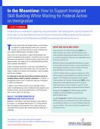archive national skills coalition new brief what funders can do to support immigrant skill building