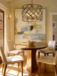 nautical light fixtures dining room transitional with art breakfast room chairs chandelier contemporary custom breakfast area lighting