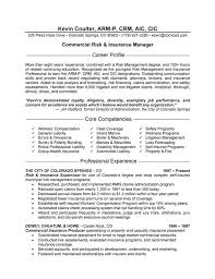 insurance manager resume example   resume  resume examples and    insurance manager resume example