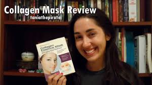 <b>Collagen Essence Mask</b> Review & Demonstration - YouTube