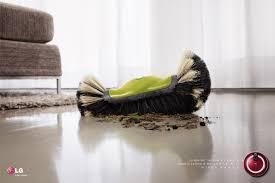 print ad lg hom bot vacuum cleaner broom lg hom bot vacuum cleaner broom