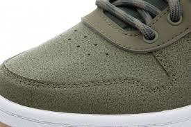 Кеды высокие мужские Adidas <b>Hoops 2.0</b> Mid оливковый цвет ...