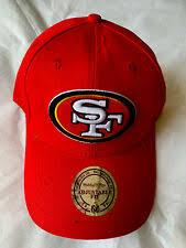<b>Mitchell & Ness San</b> Francisco 49ers Sports Fan кепка, шапки ...