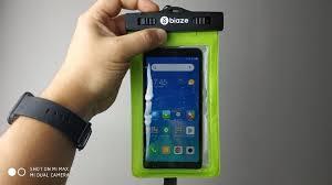 <b>Водонепроницаемый чехол</b> BIAZE для смартфона за $1.99 ...