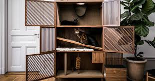 The <b>Cat Flat</b> Is A Large Piece Of Pet Furniture That's Designed To ...