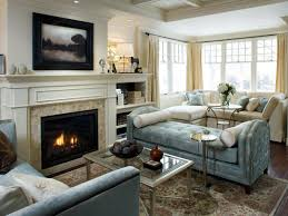 living room layout front door gorgeous living and dining room renovation hdivd fireplace livingjpgrendhgtvcom