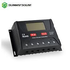 China <b>30A 40A</b> 48V <b>Solar PWM</b> Power Charge Controller - China ...