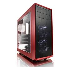 <b>Корпус Fractal Design FOCUS</b> G red ATX FD-CA-FOCUS-RD-W ...