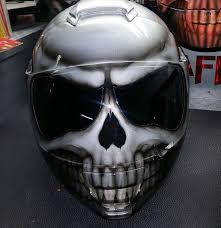 The Best <b>Skull Motorcycle Helmets</b> - Pinterest