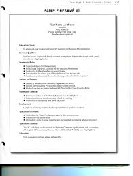resume for high school graduate work experience online resume for high school graduate work experience sample resume high school no work experience template