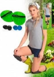 """<b>Наколенники</b> """"<b>Bradex</b>"""", для садовых работ, <b>зелёные</b>   Купить с ..."""