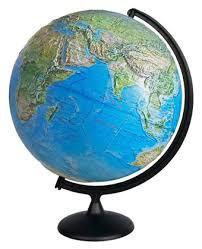 <b>Глобус</b> ландшафтный <b>Глобусный мир</b> 420 мм (10861) — купить ...