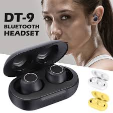 [New] <b>DT</b>-<b>9</b> Bluetooth headset <b>wireless</b> headset <b>TWS</b> Bluetooth ...