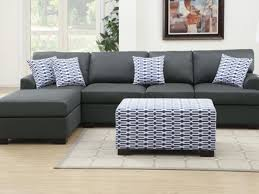 living room mattress: grey sectional sofa with chaise for living room