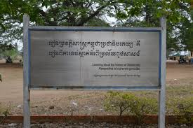 the khmer rouge s last stronghold in the diplomat a sign from the ministry of education about genocide at hun sen krongtepnimith pailin high school