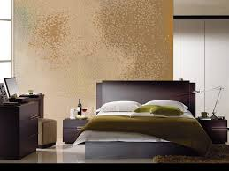 mosaic wall decor:  stylish modern bedroom wall decor modern style modern bedroom golden wall and wall decor for bedroom