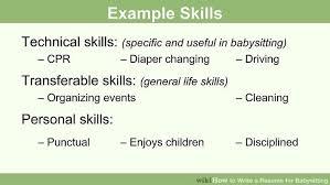 Babysitter Resume Example   Writing Guide   Resume Genius Babysitting Rates Calculator   Care com
