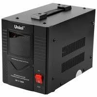 <b>Стабилизатор напряжения</b> однофазный <b>Uniel RS</b>-<b>1/1000</b> ...