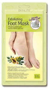 Купить <b>Маска</b>-<b>носки для ног</b> Skinlite отшелушивающая размер 35 ...