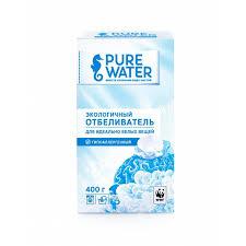 <b>Pure Water Отбеливатель экологичный</b> 400 г - Акушерство.Ru