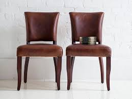 Genuine Leather Dining Room Chairs Leather Dining Chairs Sale Uk Sets Round Back Gt Gt Birlea
