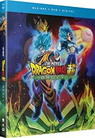 Dragon Ball Super : Broly - The Movie [Blu-ray]: Sean ... - Amazon.com
