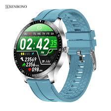 <b>SENBONO S80 IP68 Waterproof</b> Smart Watch Sports Fitness ...