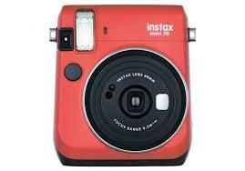 <b>Фотоаппарат FUJIFILM INSTAX MINI</b> 70 RED EX D