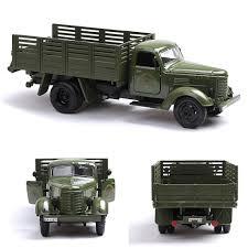<b>Liberation truck</b> model <b>military</b> simulation pull back car Mini car pull ...