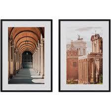 Купить <b>Набор из 2-х постеров</b> Дом Корлеоне Коллаж Рим №12 ...