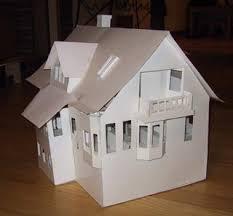 Building Architectural Models   D House ModelsRoof