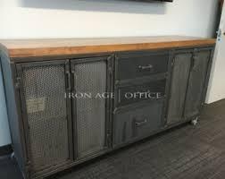 the edwin credenza part ii storage media console carruca desk office
