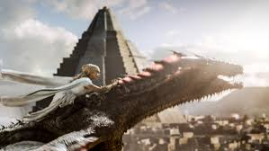 Image result for daenerys ridees drogon