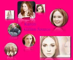 Karen Gillan Source - Karen <b>Gillan Fan</b> site