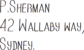 Image result for p. sherman 42 wallaby way sydney