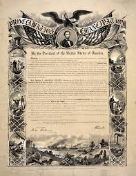 how the th and th amendments changed american society photograph of a reproduction of the emancipation proclamation