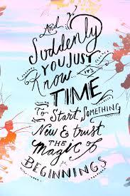 Starting A New Life Quotes. QuotesGram via Relatably.com