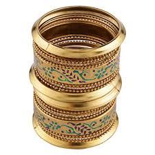 Efulgenz Boho <b>Vintage Antique</b> Gypsy Tribal <b>Indian</b> Oxidized <b>Gold</b> ...