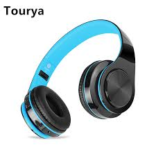 <b>Tourya B3 Bluetooth Headphones</b> Wireless Stereo Headset ...