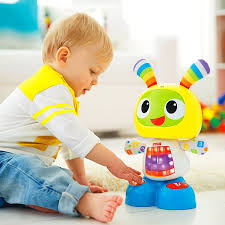 "Интерактивная игрушка ""Обучающий робот БиБо"" - <b>Fisher</b>-<b>Price</b>"