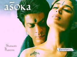 Badshah Khan As Asoka Source: http://www.glamsham.com/download/wallpaper/1973/shahrukh-khan-wallpapers/3759.htm. Tag: Kareena Kapoor, Shahrukh Khan - 55010