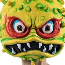 Horror Virus Bacterial Mask, Cosplay Head Mask for ... - Amazon.com