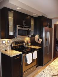 ideas small kitchen appliances cabinets