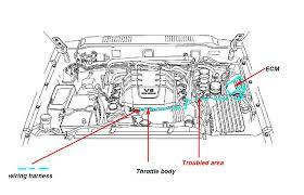 engine diagram 2002 isuzu rodeo engine wiring diagrams online