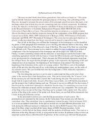 internship reflection essay reflection essays sample reflective essay example reflection
