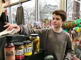 an hour could mean fewer jobs for youth the journal fifteen year old will berlin works the cash register at settergren ace hardware in