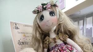 В Белгороде открылась выставка текстильных <b>кукол</b> | ИА Бел.Ру