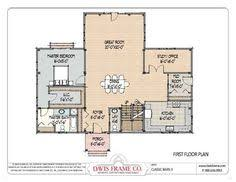 images about Real Estate  House Plans  Cars on Pinterest    Barn Home Floor Plan