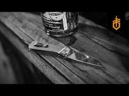 Видео: Презентация <b>складного ножа Gerber</b> Straightlace Clip ...