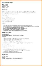 new grad nurse resume example   proposaltemplates infohref http samples of resume for newly graduate gt samples  new grad nurse